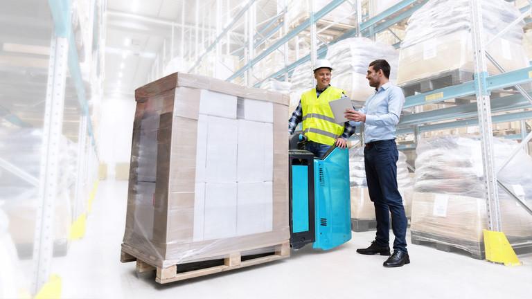 Digitalisierung mit Apps: Logistik 4.0