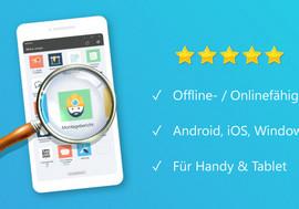 Die smapOne App: Digitale Formulare für die Hosentasche