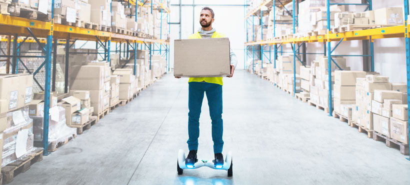 Lagerlogistik 4.0 – Das Warenlager der Zukunft ist digital