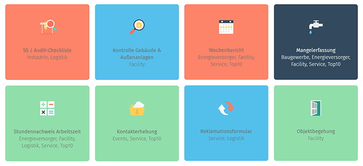 App-Beispiele smapOne