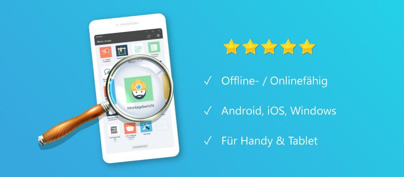 smapOne App - Digitale Formulare für die Hosentasche