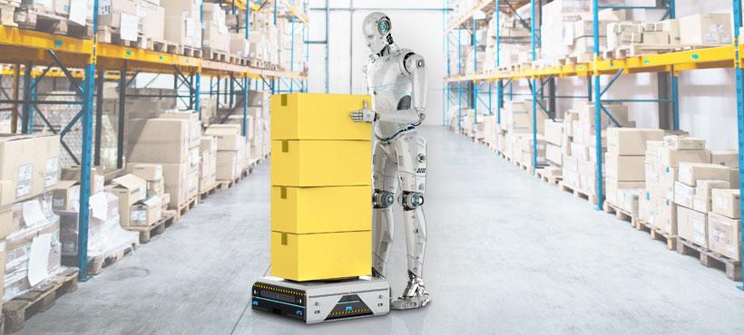 Beispiele für Digitalisierung im Warenlager