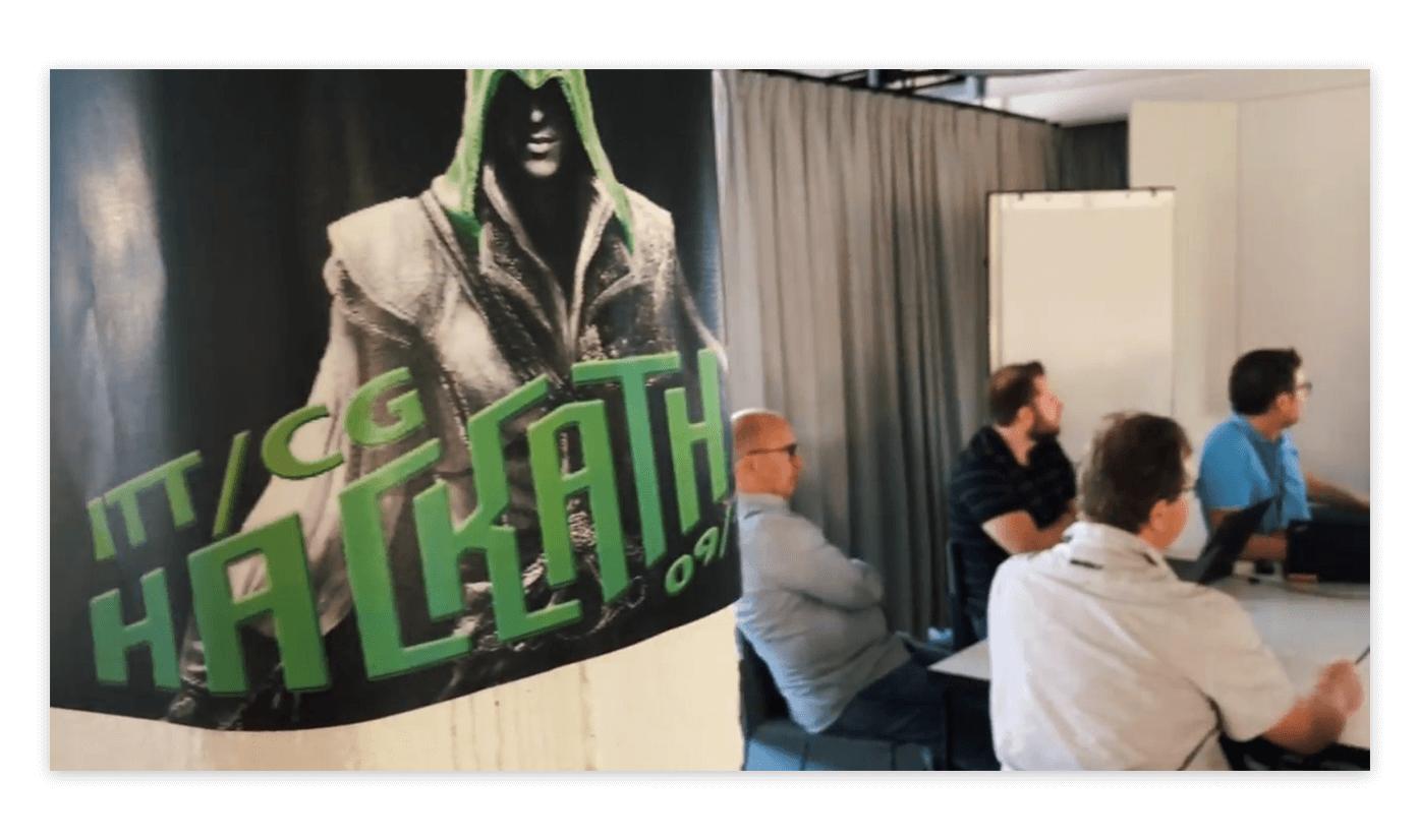 Daimler Hackathon: Team Grün