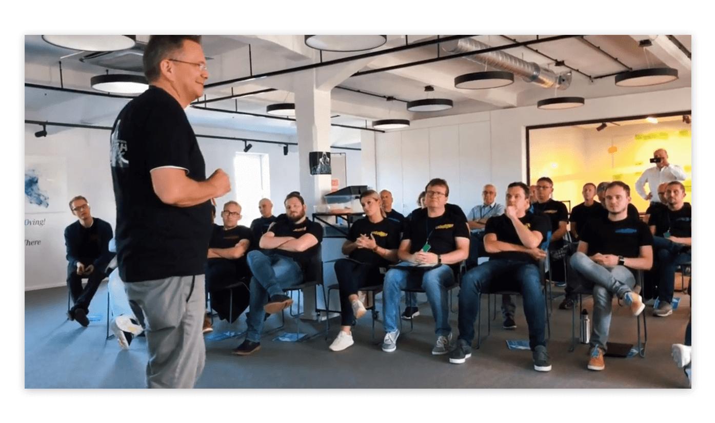 50 Teilnehmer resümieren einen gelungenen Workshop