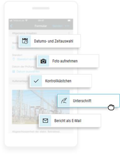 App erstellen als 5S Audit Checkliste