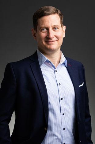 Thomas Schwarz - CTO
