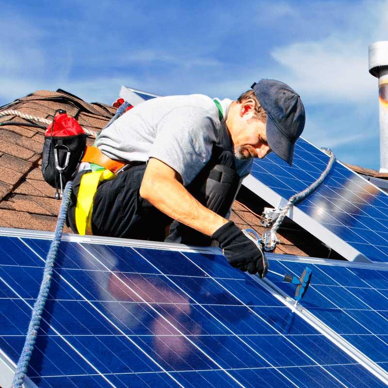 Digitalisierung in Solarunternehmen