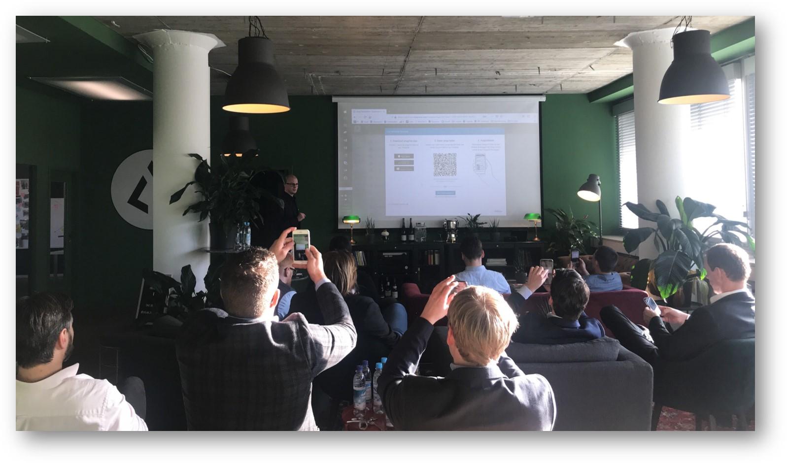 App-Building im Workshop lernen